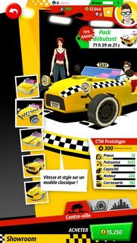 2014 08 21 10.16 Crazy Taxi™ City Rush : De larcade à létat pur ! (Gratuit)