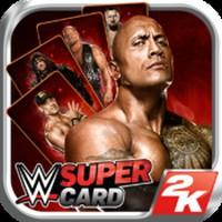 WWE SuperCard WWE SuperCard : Des cartes à collectionner pour des gros bras... (Gratuit)