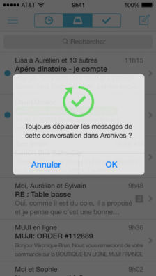 image 1 Mailbox 2.1 se met au français