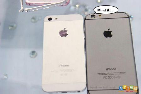 iphone 6 space grey 3 iPhone 6 : Des photos du modèle gris sidéral et un nouveau chargeur