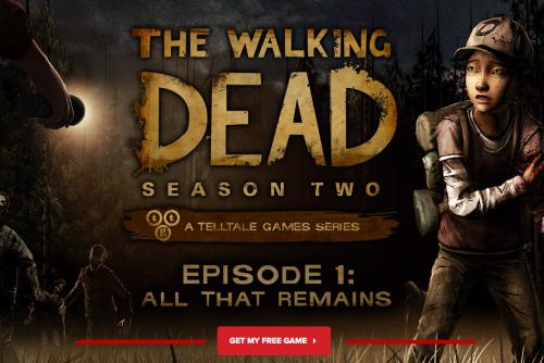 walking dead1 500x334 Téléchargez gratuitement le jeu Walking Dead: The Game   Season 2 (au lieu de 4,49€)