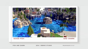 2014 09 03 10.47 Fish & Shark : Un Flappy Bird like plus riche (Gratuit)