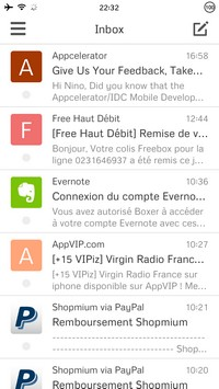 2014 09 03 22.32 Boxer : Un client email performant et réactif (8,99€)