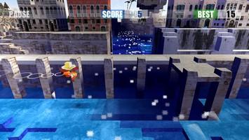 2014 09 03 23.02 Fish & Shark : Un Flappy Bird like plus riche (Gratuit)