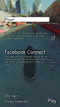 2014 09 14 00.02 True Skate (1,79€) : LA simulation de Skateboard sur iDevice