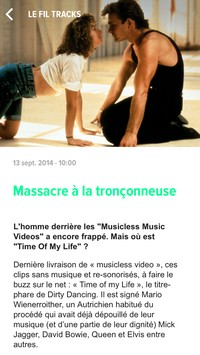 2014 09 14 22.29 Tracks   ARTE (Gratuit) : Culture à lhorizon !