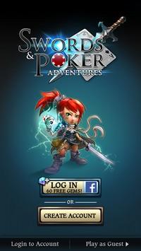 2014 09 22 07 Swords & Poker Adventures (Gratuit) : Quand le Poker rencontre le RPG...