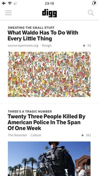 2014 09 26 23.19 Digg (Gratuit) : Ne cherchez plus les articles intéressants du net...