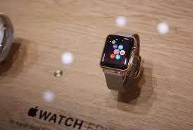applewatch L'Apple Watch en exposition au cœur de Paris pendant une journée
