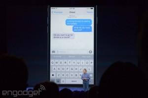 iOS8keynote3 300x199 Keynote Apple : du nouveau aussi pour iOS8 dès le 17 septembre !