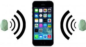 ibeaconNFC1 300x163 Avec iBeacon et NFC, Apple suit le client dans tous ses déplacements