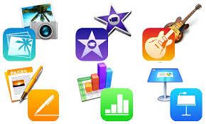 ilife Les suites iWork (Pages…) et iLife (GarageBand, iMovie) préinstallées et améliorées