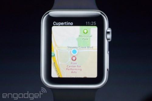 iwatch 12 500x333 Apple Watch : une montre dun nouveau genre à partir de 349$