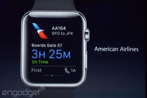 iwatch 13 500x333 Apple Watch : une montre dun nouveau genre à partir de 349$