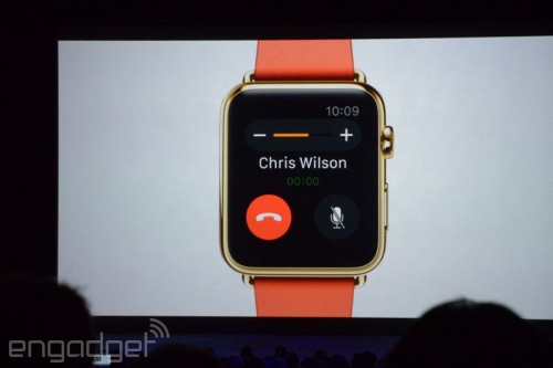 iwatch 5 500x333 Apple Watch : une montre dun nouveau genre à partir de 349$