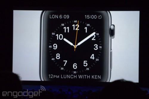 iwatch 8 500x333 Apple Watch : une montre dun nouveau genre à partir de 349$