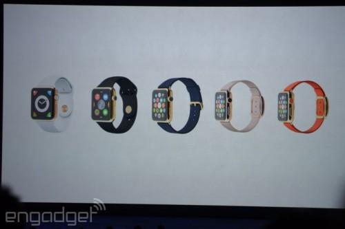 iwatch 9 500x333 Apple Watch : une montre dun nouveau genre à partir de 349$