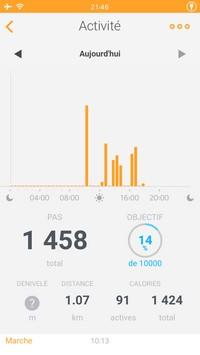 2014 09 30 21.46 Health Mate   Tracker dactivité et life coach (Gratuit) : Gardez ou retrouvez la forme !