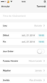 2014 10 09 18.00 Tempo Smart Calendar (Gratuit) : La centralisation au nom de la productivité
