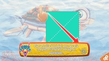 2014 10 31 09 Origami Challenge (Gratuit) : Des casse tête basés sur le pliage de papier