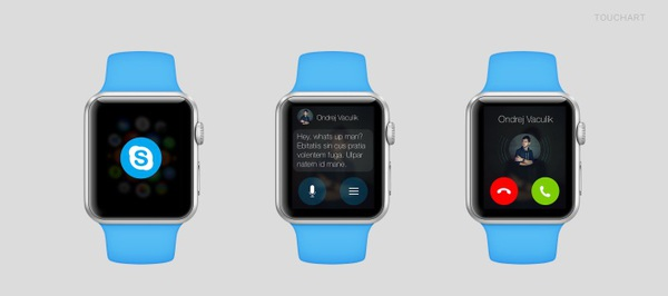 Apple Watch 3 Des designers s'éclatent sur les applis pour Apple Watch