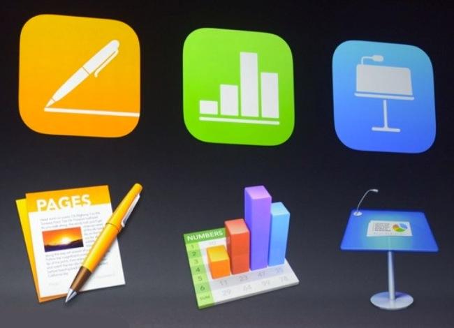 iWork Yosemite et iOS 8.1 arrivent avec la suite iWork mise à jour