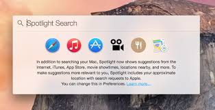spotlight Après iCloud, Spotlight aux prises avec la protection de la vie privée
