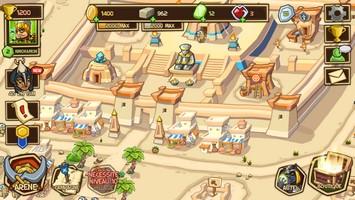 2014 11 08 22.40 Empires of Sand (Gratuit) : Créez la plus grande cité de Pharaons !