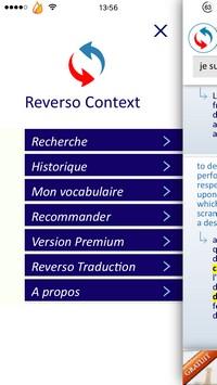 2014 11 11 13.551 Reverso   Traduction et Dictionnaire en contexte (Gratuit) : Un traducteur léger, rapide et performant