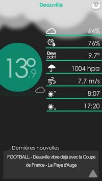 2014 11 13 13.54 Météo …WOW! +Dernières nouvelles! (Gratuit) : La météo et les news locales