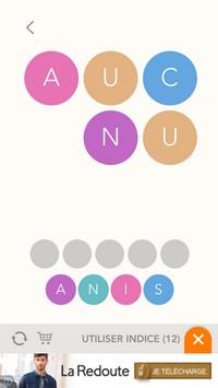 2014 11 16 15 WordBubbles! (Gratuit) : Des mots cachés dans des bulles
