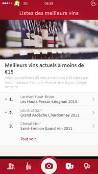 2014 11 26 08.28 Vivino (Gratuit) : Les vins nauront plus de secrets pour vous