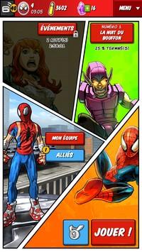2014 11 26 21.02 Spider Man Unlimited (Gratuit) : La menace du Bouffon Vert est de retour !