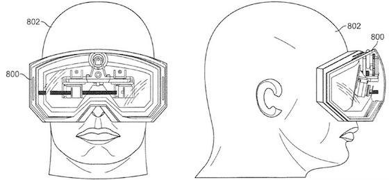 Casque Realtie Virtuelle Brevet Réalité virtuelle : un casque 3D à la sauce Apple, ça vous dit ?