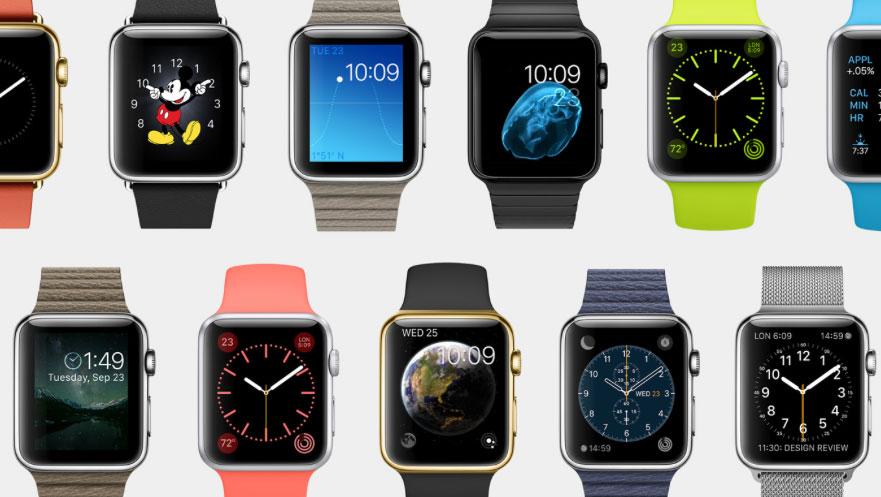 accessoires AW 1 Apple Watch : les spécialistes des accessoires dans les starting blocks