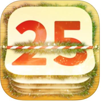 icon 2014 Notre nouvelle application : App4Noël , Le Calendrier de lavent des bons plans iPhone