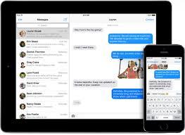 imessage bis Apple risque un procès aux Etats Unis sur le cas iMessage