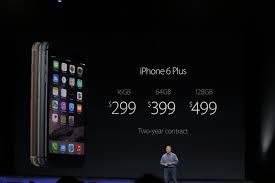 iphone 6 plus Encore un peu de patience pour avoir un iPhone 6 Plus 128 Go !