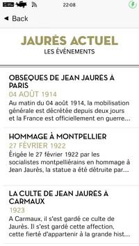 2014 11 30 22.08 Jaurès Pas à Pas (Gratuit) : Un documentaire mobile de grande qualité !