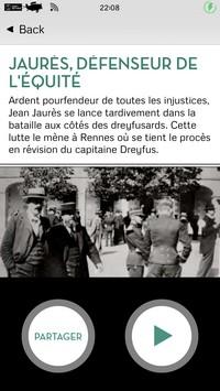 2014 11 30 22 Jaurès Pas à Pas (Gratuit) : Un documentaire mobile de grande qualité !