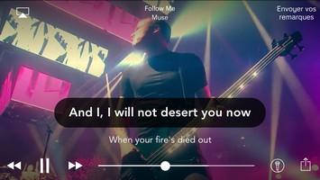2014 12 11 09.51 Musixmatch (Gratuit) : Ne chantez plus nimporte quoi !