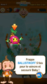 2014 12 12 23.15 Super Monkey Ball Bounce (Gratuit) : Larcade façon SEGA