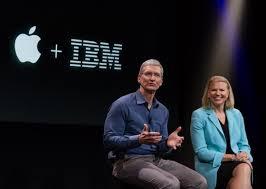 applecare Apple et IBM lancent leurs applis pros
