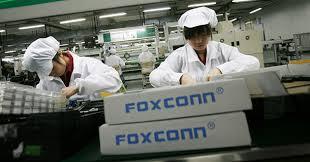 foxbots Apple envoie les robots de Foxconn à la casse