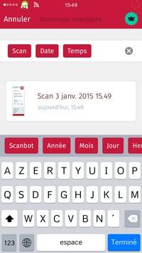 2015 01 03 15.49 Scanbot · Scanner de documents et lecteur QR (Gratuit) : Un scanner doté de nombreux outils automatiques