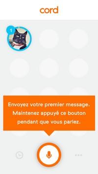 2015 01 07 17.55 Cord   Messagerie vocale (Gratuit) : Chat par SMS vocaux interposés !