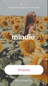 2015 01 10 14.57 Mindie (Gratuit) : Personnalisation et partage de ses vidéos