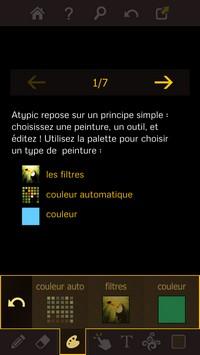 2015 01 21 18.07 Atypic Premium (2,99€) : Un éditeur photo novateur !