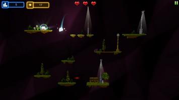 2015 01 27 23.11 BouncyPix (0,99€) : Un jeu de plateformes Minecraftien lumineux...