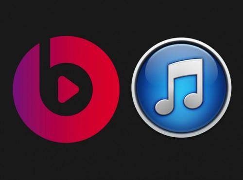 beatsitunes 500x370 Musique en ligne : loffensive se prépare avec Apple, Semetric et Beats Music